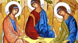 O Trójcy Świętej - miniaturka