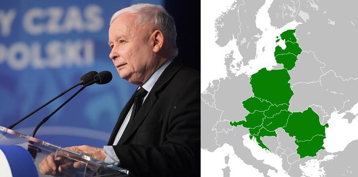 Prezes PiS: USA doceniają wagę Inicjatywy Trójmorza - zdjęcie