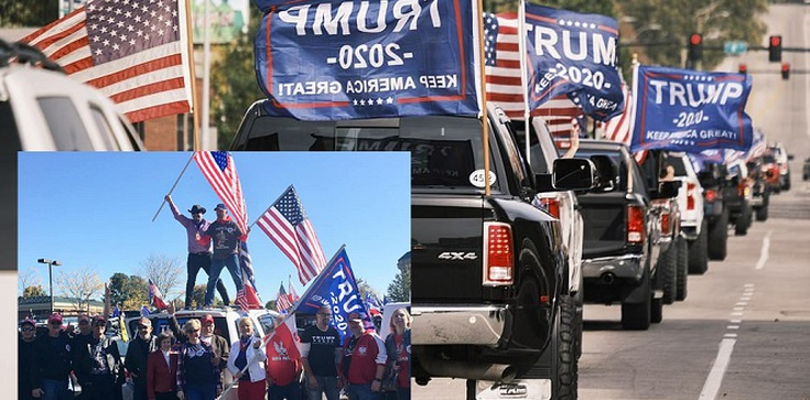 Polacy w USA wspierają Trumpa. Wielka mobilizacja - zdjęcie