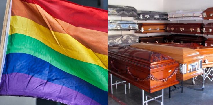 Australia. Rodzice zmarłego nastolatka pokłócili się o jego płeć i zorganizowali dwa pogrzeby - zdjęcie