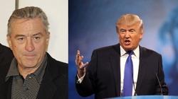 """""""Świnia, oszust, błazen"""" - tak o Trumpie mówi De Niro w pewnej akcji społecznej - miniaturka"""