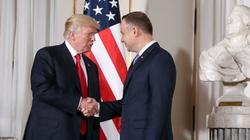 Donald Trump podziękował prezydentowi Dudzie. Polscy lekarze polecą do USA - miniaturka