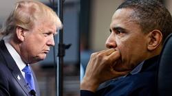 Trump chce, by kongres zbadał, czy Obama go szpiegował - miniaturka