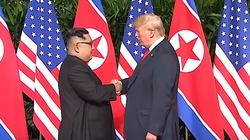 Wiemy, co ustalili Donald Trump i Kim Dzong Un - miniaturka