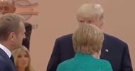 Wyciekła prywatna rozmowa Merkel z Trumpem - POSŁUCHAJ!