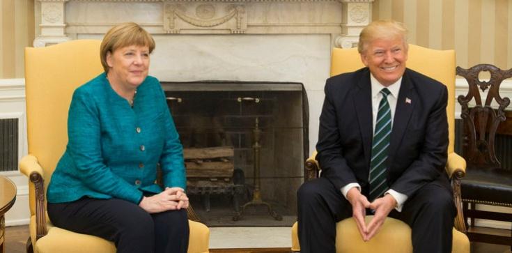 Niemcy żądają rewizji współpracy z USA - zdjęcie