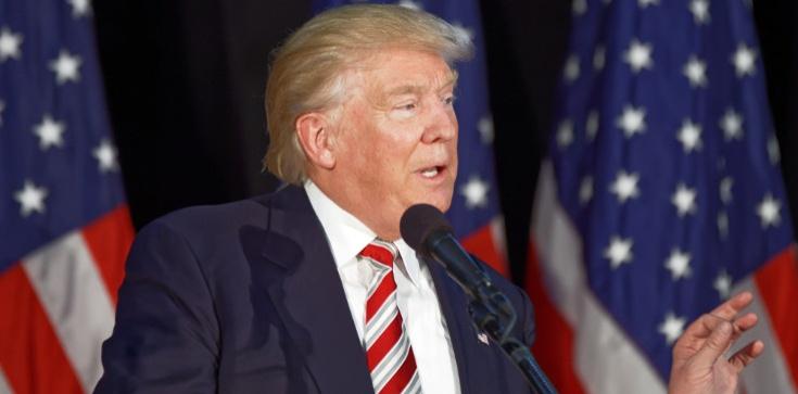 Trump wraca do kampanii i oskarża Bidena o ,,lewicową krucjatę'' - zdjęcie