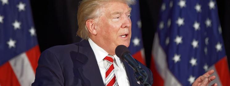 Donald Trump grozi Iranowi