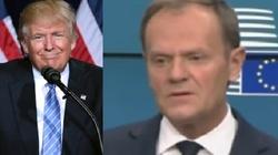 Tusk atakuje Trumpa: 'Proszę nie pogarszać klimatu...' - miniaturka