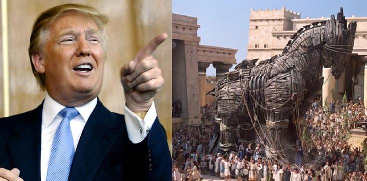 Czy Donald Trump to 'koń trojański' Rosji? - zdjęcie