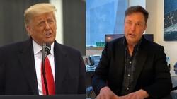 Musk krytykuje banowanie Trumpa - miniaturka