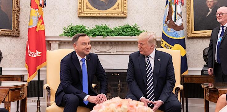 'PiS pozwoli mu się wykorzystać'. Politycy PO-KO skandalicznie o wizycie Trumpa w Polsce - zdjęcie