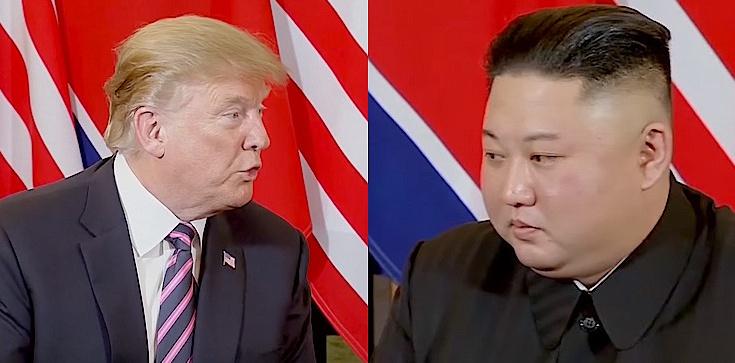 Kim Dzong Un nie chce już poprawiać stosunków z Trumpem - zdjęcie