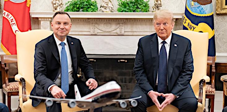Prezydent: Amerykańskie dowództwo w Polsce wzmacnia nasz status  - zdjęcie