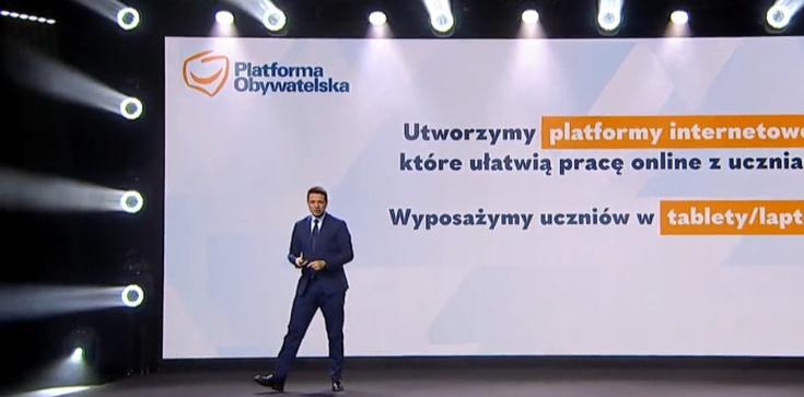 I nie będzie niczego...? Trzaskowski zlikwiduje TVP Info... - zdjęcie