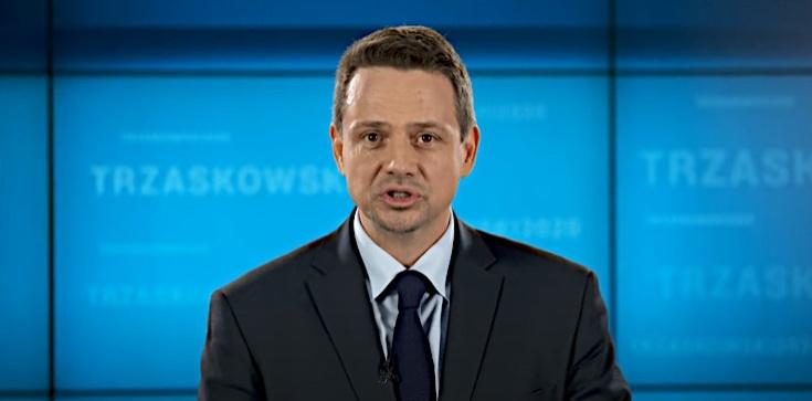 Trzaskowski zabiega o poparcie Konfederacji. Oto jak z nimi walczył - zdjęcie