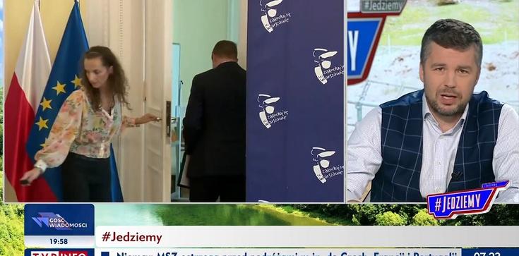 (Wideo) Trzaskowski - ,,hrabia'' i ,,gentelman''. To kobieta jemu musi otwierać drzwi i podawać jedzenie - zdjęcie