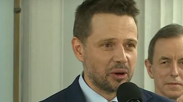 Zakaz zgromadzeń, a prezydent Warszawy… na proteście - miniaturka