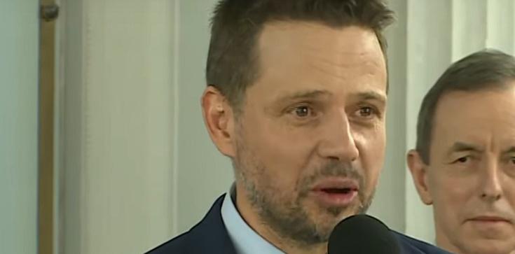 ,,Stop Bzdurom'' uderza w Trzaskowskiego: ,,Rafał frajer'' - zdjęcie