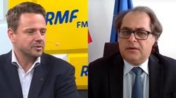 """Minister Gróbarczyk w sprawie awarii """"Czajki"""": Skierujemy sprawę do prokuratury. Winny Trzaskowski! - miniaturka"""