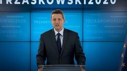 Kolejna manipulacja Trzaskowskiego. Chce otworzyć granice - miniaturka