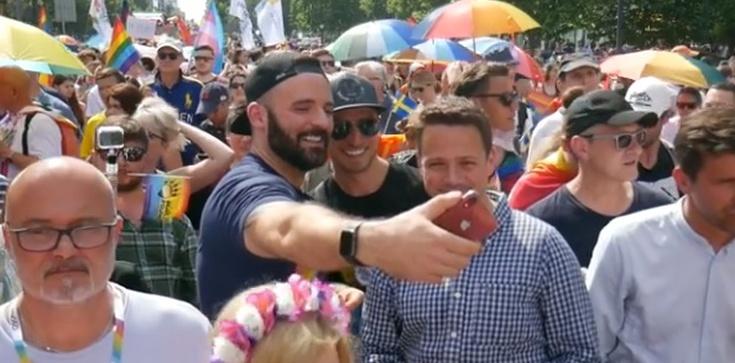 Trzaskowski atakuje Kaletę za ujawnienie szokującego raportu finasowania LGBT  - zdjęcie