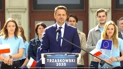 Trzaskowski - ,,nie będzie niczego'': TVP Info trzeba zlikwidować - miniaturka