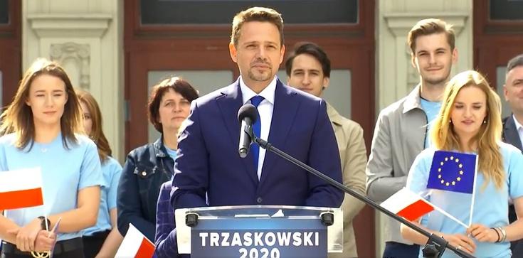 Rafał Trzaskowski: Od dziś będę pracował nad zszyciem Polski - zdjęcie