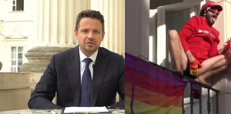 Trzaskowski wykiwał aktywistów LGBT? Pojechał sobie do Chorwacji? - zdjęcie