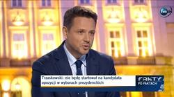 Trzaskowski boi się przegranej z Dudą? Jest decyzja polityka PO - miniaturka