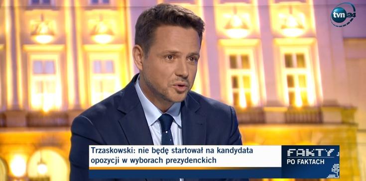 Trzaskowski boi się przegranej z Dudą? Jest decyzja polityka PO - zdjęcie