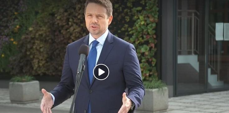 Trzaskowski na Śląsku: Gdzie był prezydent, kiedy ostrzegaliśmy - zdjęcie