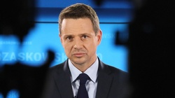 Tomasz Sakiewicz: Trzaskowski - nieodrodne dziecko człowieka demolki Donalda Tuska - miniaturka