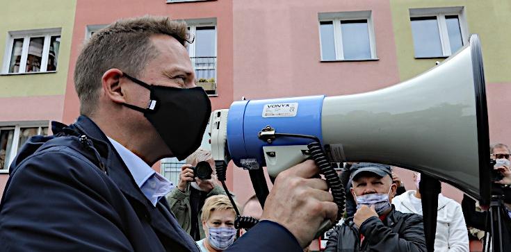 ,,Ohydne i obrzydliwe''. Agitacja wyborcza na rzecz Trzaskowskiego na stronie Urzędu Miasta Łodzi na Facebooku?! - zdjęcie