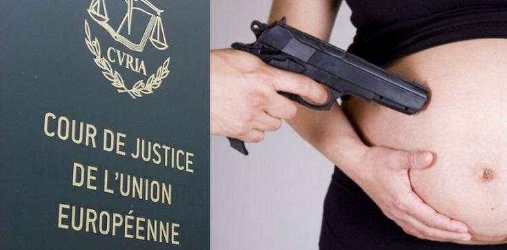 TSUE nie zdał testu z praworządności i respektowania prawa do sądu - zdjęcie