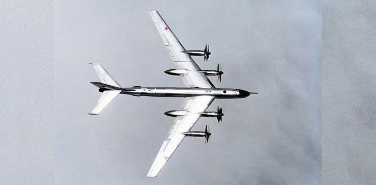 Rosyjskie bombowce i myśliwce nad Alaską! - zdjęcie