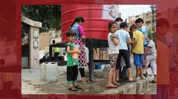 Turcja odcięła milion chrześcijan w północnej Syrii od wody - miniaturka