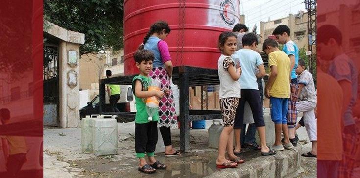 Turcja odcięła milion chrześcijan w północnej Syrii od wody - zdjęcie