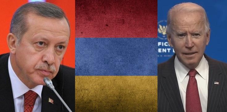 Joe Biden oficjalnie uznał rzeź Ormian za ludobójstwo. Jest odpowiedź Turcji - zdjęcie