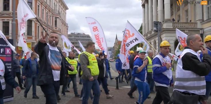 """""""Solidarność"""" z Turowa zapowiada potężne protesty przeciwko wyrokowi TSUE - zdjęcie"""