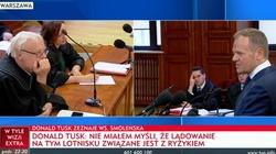 Tusk znowu SZCZUJE: Lech Kaczyński działał na granicy konstytucji - miniaturka