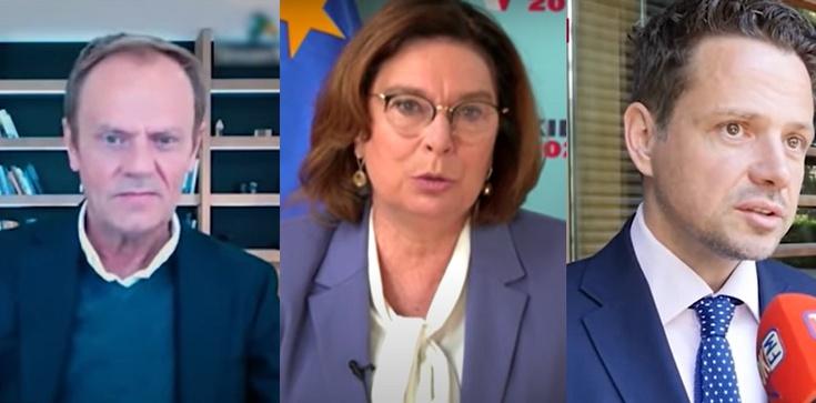 Tusk, Trzaskowski czy Kidawa-Błońska? Pompowanie czy zamieszanie? - zdjęcie