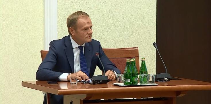 Tusk kolejny raz ucieka przed komisją ds. VAT - zdjęcie