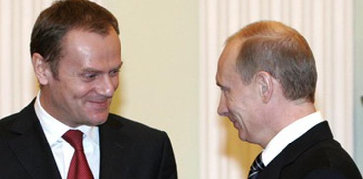 Zbigniew Kuźmiuk: Tusk i Kreml. Na złodzieju czapka gore - zdjęcie
