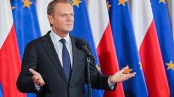 Skandaliczny atak niemieckich mediów na Polskę. W telewizji defilada, zamiast wykładu Tuska - miniaturka