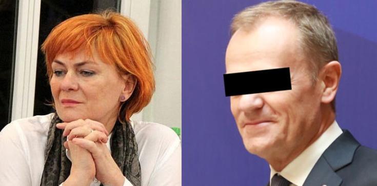 Dorota Kania dla Frondy: Donald Tusk jest odpowiedzialny za inwigilację. To było gorsze działanie niż w ostatnich latach SB  - zdjęcie