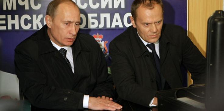 Kiedy Putin proponował Tuskowi 'rozbiór' Ukrainy? Po publikacji Sikorskiego wraca wątek rozmowy na molo - zdjęcie