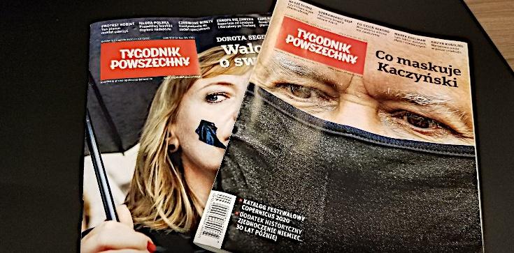 Skandaliczny ,,żart'' w Tygodniku Powszechnym. ,,Czy Urban jest już naczelnym?'' - zdjęcie