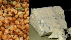 Genialne naleśniki z kaszą i serem pleśniowym - PRZEPIS - miniaturka