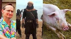Cejrowski: Kropić zwłoki terrorystów świńską krwią!!! - miniaturka